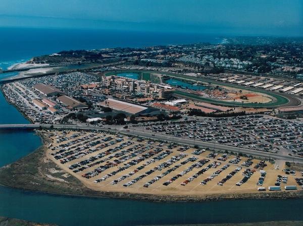 Del Mar Track